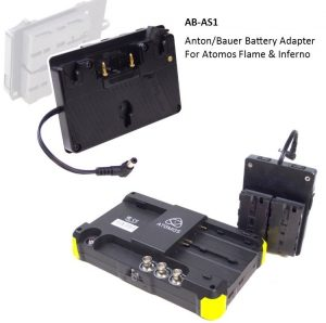 AB-AS1 battery adapter