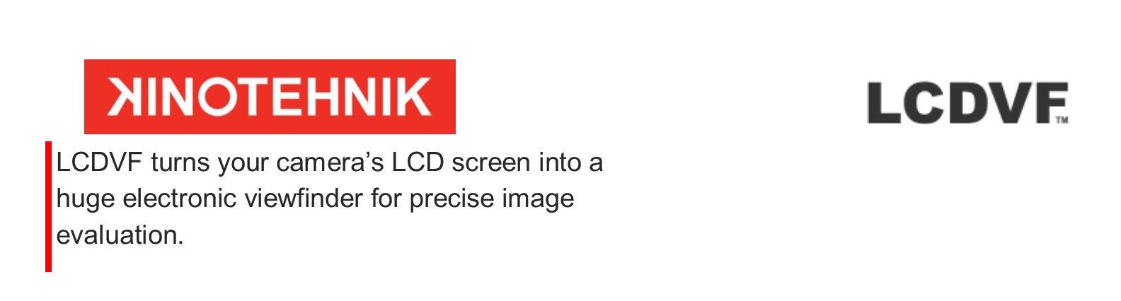 LCDVF Optical Viewfinders Series