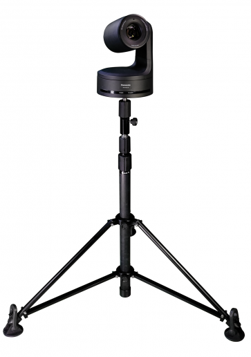 Lightweight 3 Stage PTZ Stand  with Ball Level