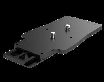 Dovetail base plate adapter for Panasonic Varicam