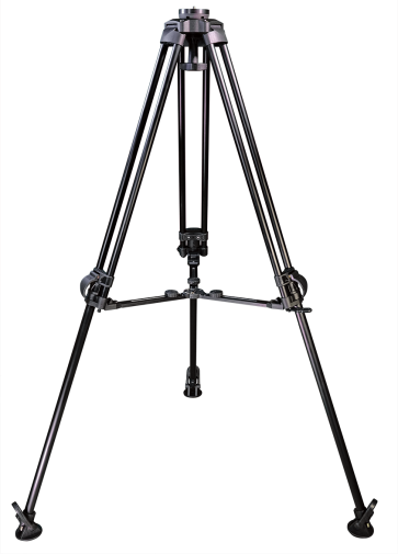 PTZ Lightweight 100mm Tripod Kit