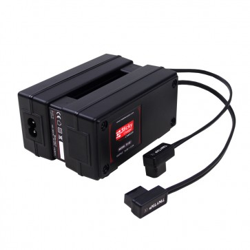 HAWK-WOODS 2 CHANNEL STICKY QUICK CHARGER