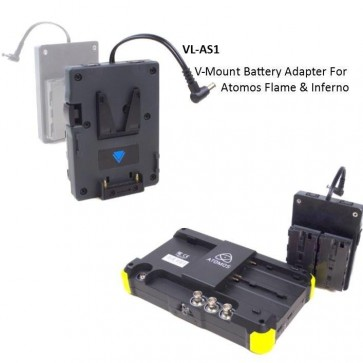 V-Mount Battery Adapter for Atomos Flame & Inferno