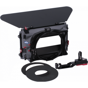 MB-435: Matte box kit for any camera with 15 mm rail