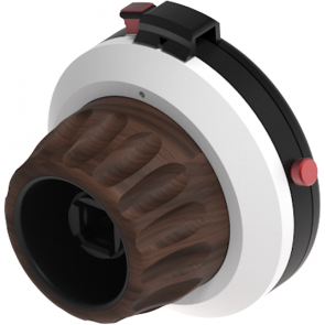 MFC-2/6 Knob wood with stop