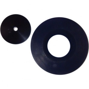 100mm to flat base adapter