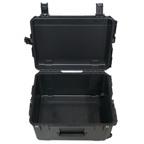 Injection Molded Waterproof Case with Wheels