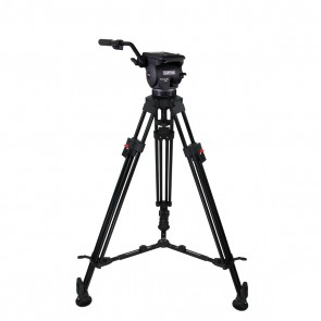 1 Stage Alm. 100mm HD Tripod