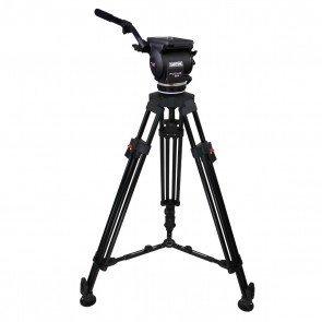 2 Stage Alm. 100 MM Smart Stop Tripod