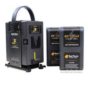 Reel-Power 2-Ch Simultaneous Fast Charger