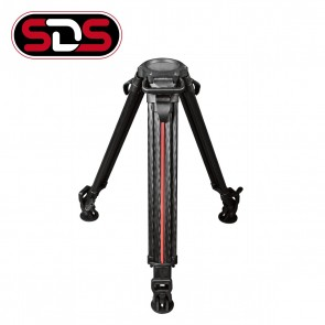 100mm SmartStop SDS 2 Stage Carbon Fiber Tripod