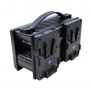 V-Lok ATOM 4-Channel Fast Charger