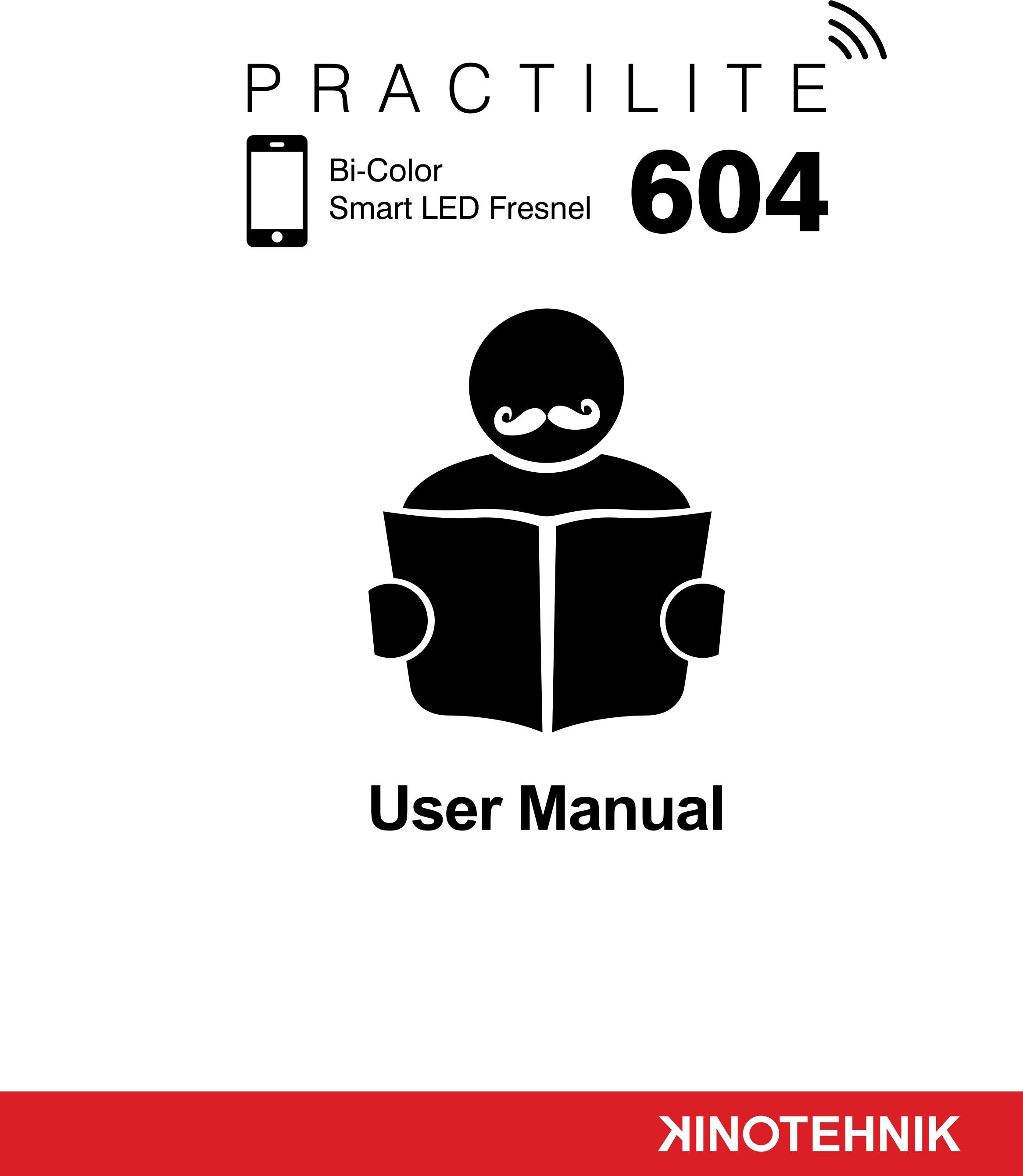 604 user manual