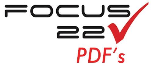 Focus 22 PDF banner
