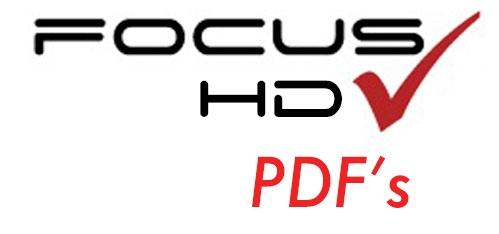 Focus hd PDF banner